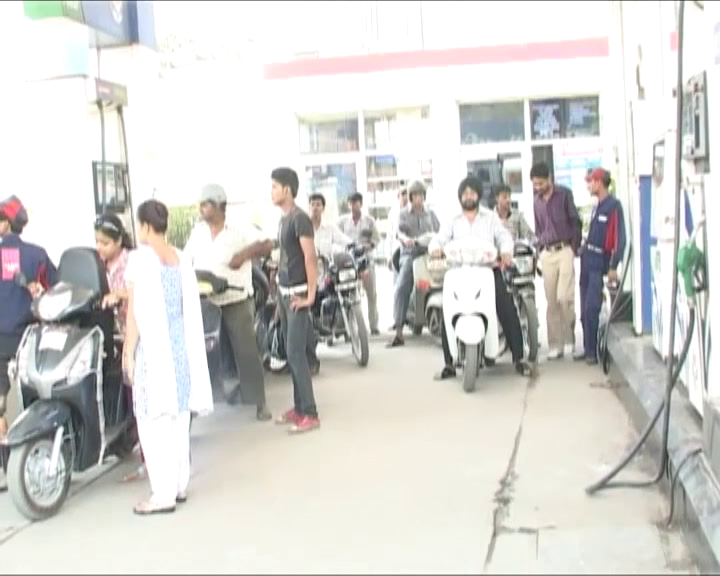 petrol diesel rate change everyday