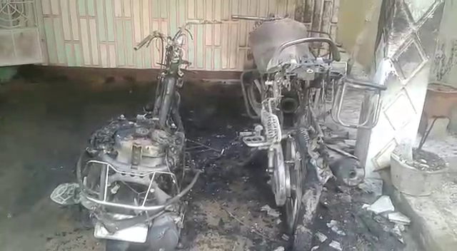 ignite bike in brahmapur