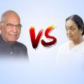 Meira Kumar vs Ram Nath Kovind For President
