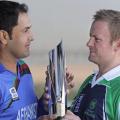 Afghanistan, Ireland get Test status