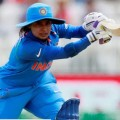Mithali Raj creates cricket history