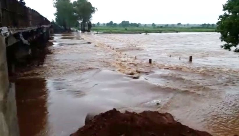 flood situation in north odisha