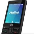 Jio 4g phone