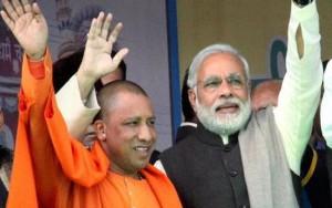 Modi-and-Yogi-