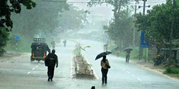 monsoon rain all over odisha