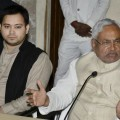Tejashwi Yadav and Nitish Kumar