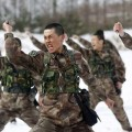 china-army-training