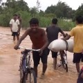 kendujhar flood