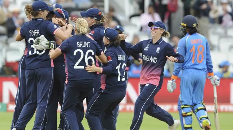 Britain Cricket Womens World Cup