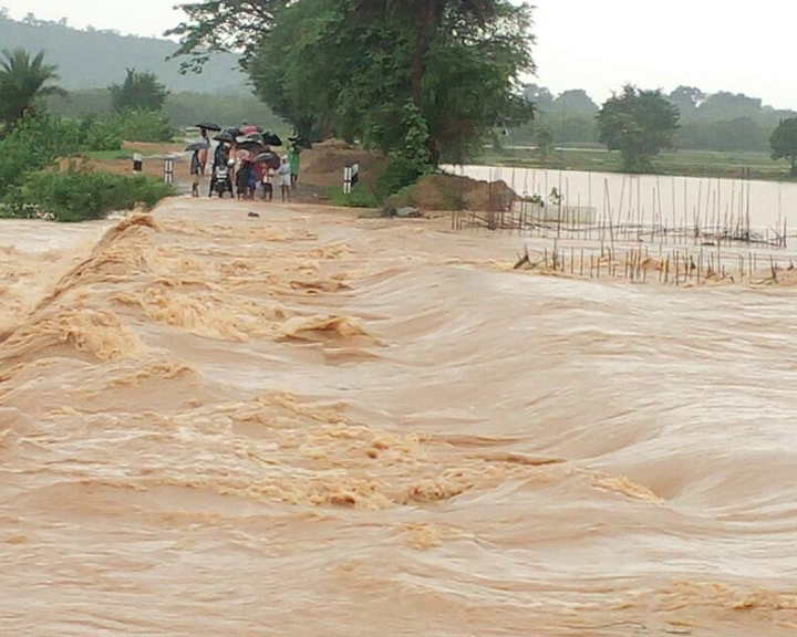 nabarangpur flood
