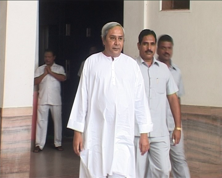 BJD's Dubious Funding: Reaction of CM Naveen Patnaik