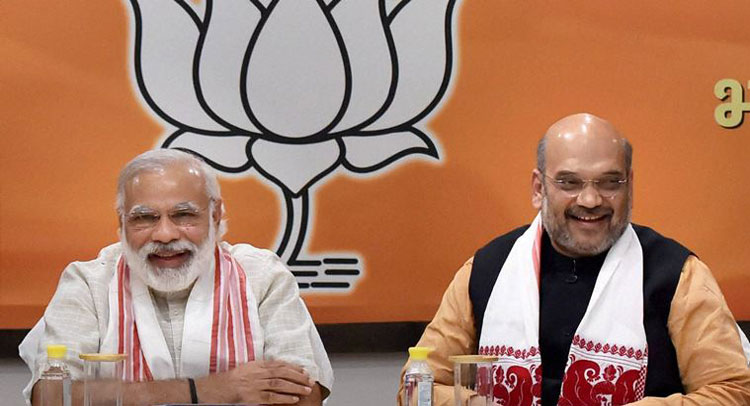 For the first time, BJP is largest party in Rajya Sabha; Cong pushed to second spot