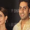 abhishek bachan and sweta nanda