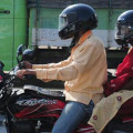 helmet is mandatory for who is not in driving seat
