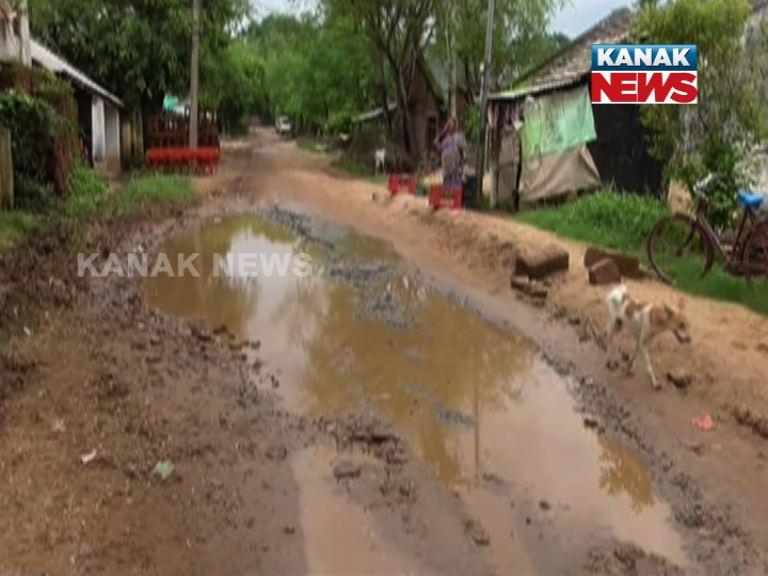 keonjhar anandpur road problem