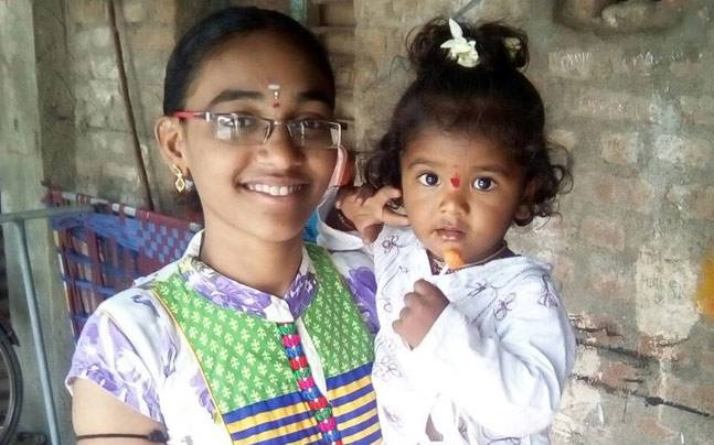 2 year child rescued from borewell
