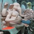 gansh in bahubali look