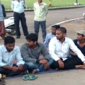 Ravenshaw University student strike