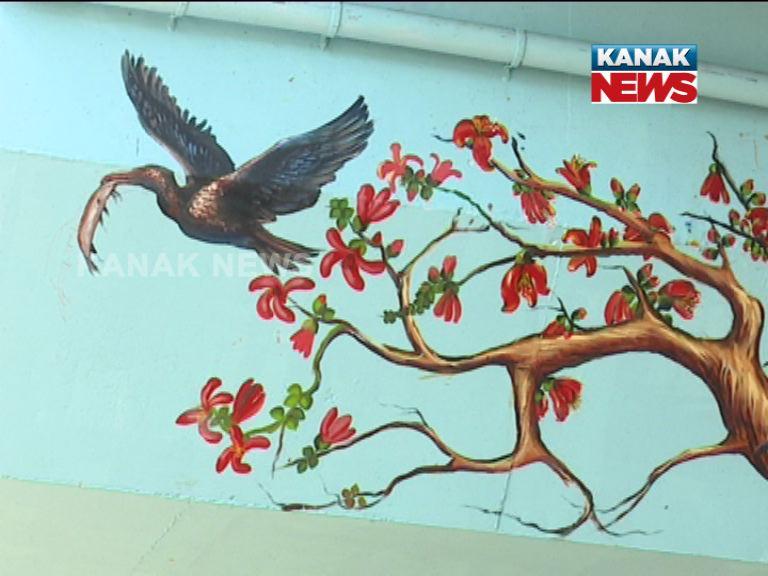 beautification of bhubaneswar