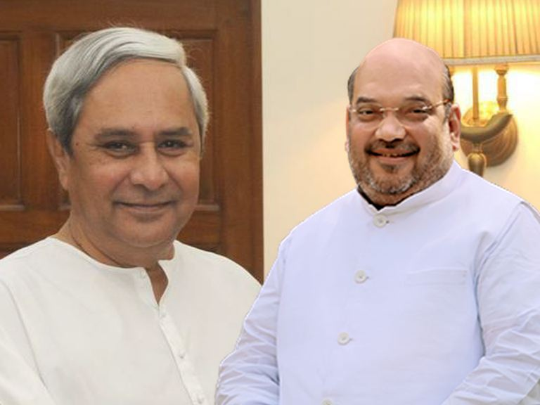 Naveen and Amit