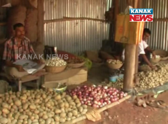 onion price hike issue