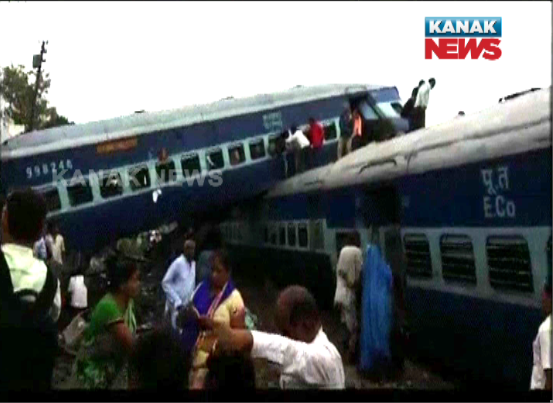 puri utkal train accident