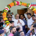 Odisha CM Gets Warm Welcome For Winning Outlook Award
