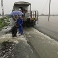 train cancelled due to heavy rain