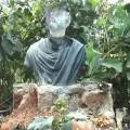 Bronze Statue of Pt Godabarish Mishra Vanishes From Bakula Bana Vidyalaya