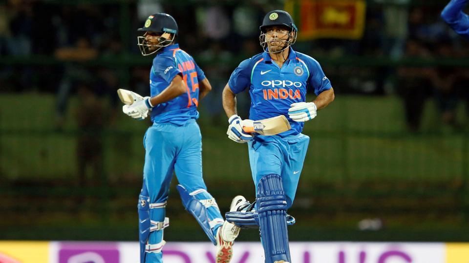 India vs Sri Lanka, 2nd ODI