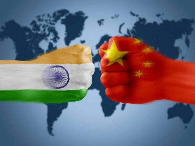 india-china-face off