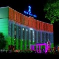 colorful lights for independence
