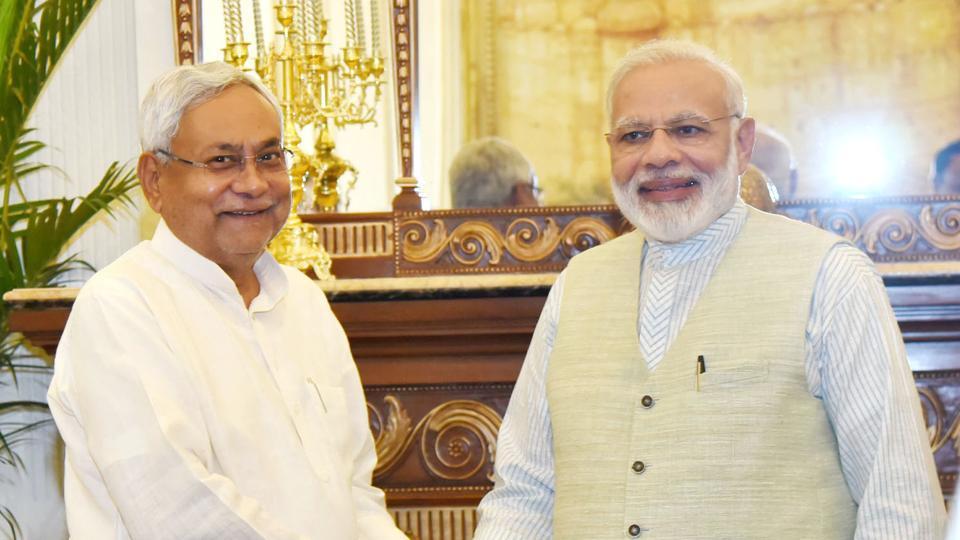 Nitish Kumar's Party To Join NDA