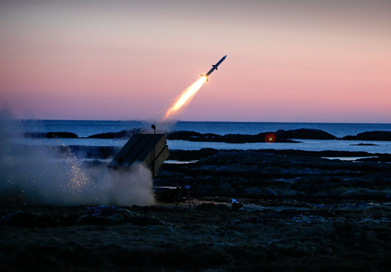 Army's air power; to get medium range missile by 2020