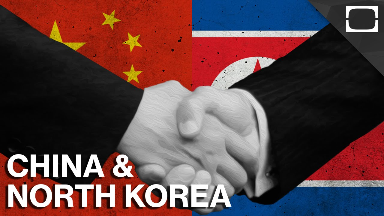 chin north korea relationship