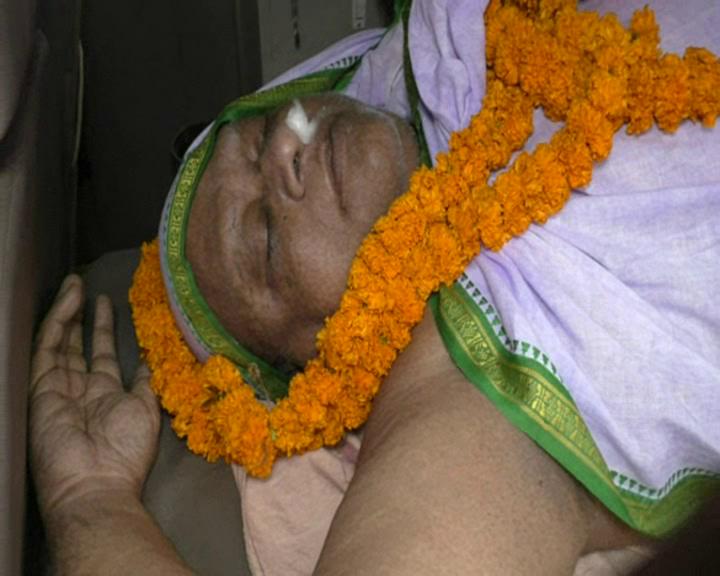 historic sadananda agrawal death