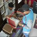 cctv footage of theft