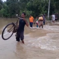 flood like situation in baliapal