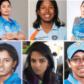women cricket player