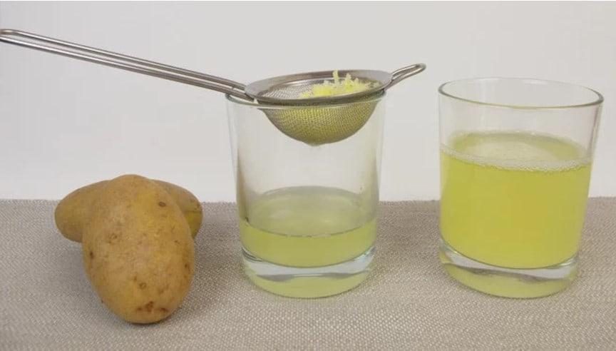 patato juice