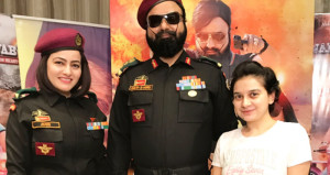 Gurmeet-Ram-Rahims-daughter-Honeypreet-28.08.17-5