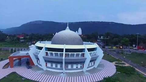 Burla planetarium and science centre will be dedicated tp the state by Sj. Nabin Pattnaik