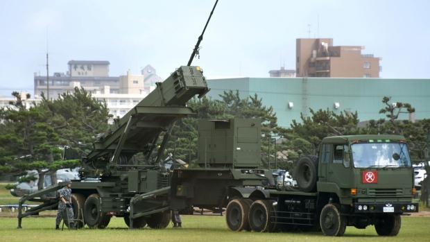 Japan deploys missile interceptor near North Korea