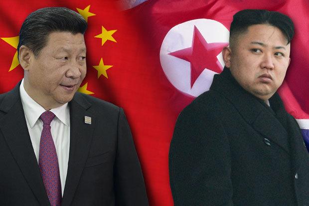 north-korea-china