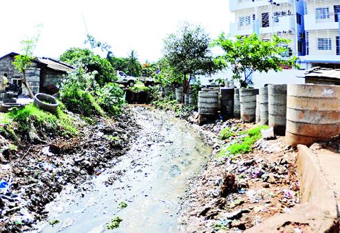 drainage problem