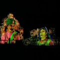 light and sound system in konark