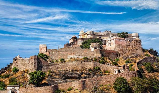 2nd-largest-wall-of-the-world-kumbhalgarh-rajasthan