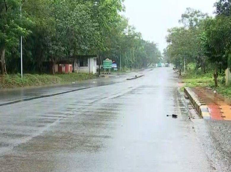 rain in diwali