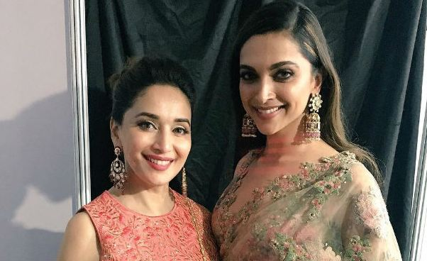 madhuri on deepika