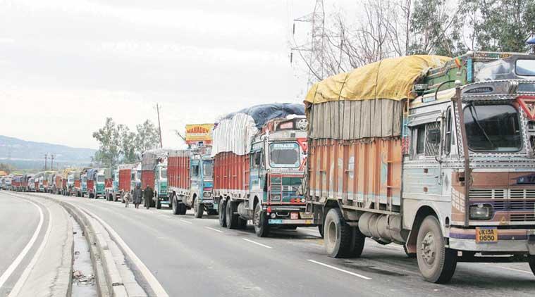 truck-strike